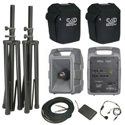 Sound Projections VM2-HBMDLX $2448 Deluxe Voice Machine package