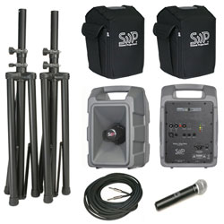 Sound Projections VM2-HHDLX $2608 Deluxe Voice Machine package
