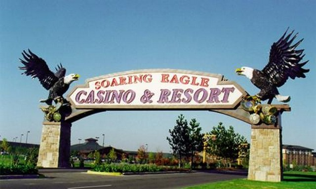 Soaring eagle casino from plantation resort and casino