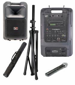 Sound Projections SM5-HHBT $3150 Sound Machine Package