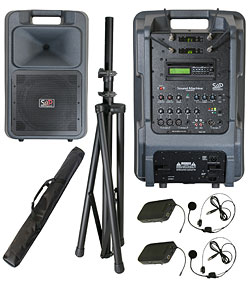 Sound Projections SM-5 SM5-HBM-HBMCD $4223 Sound Machine Package - Click Image to Close